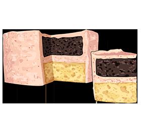 Neapolitan-Cakes