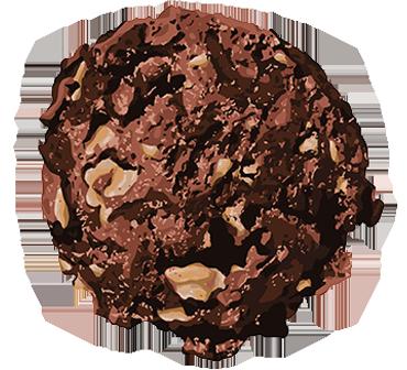 Fudge-Nutter-Cookies